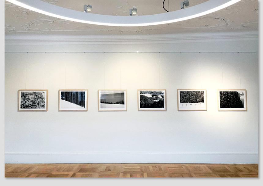 Ausstellung Schwarz leuchtet